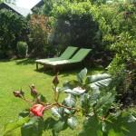 im Garten Erholen